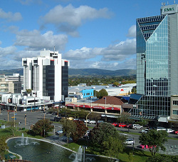 Palmerston North Overlooking The Square